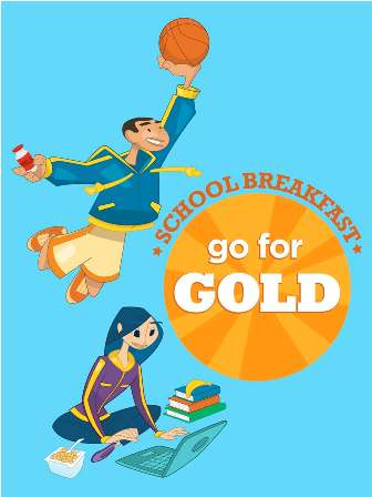 Go For Gold Poster this one